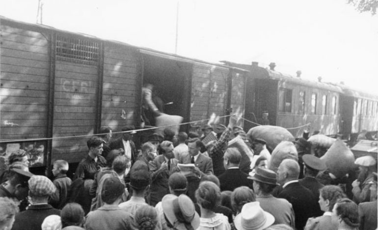 Das Schicksal der Bukowinadeutschen