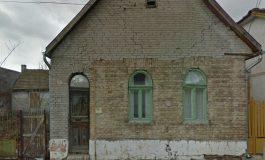 Ein baufälliges Haus