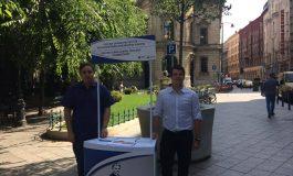 Die Unterschriftensammlung der JBG für Minority Safepack ist gestartet