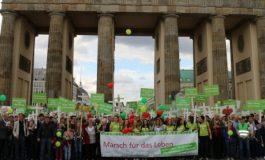 Marsch für das Leben in Berlin: Tausende Teilnehmer