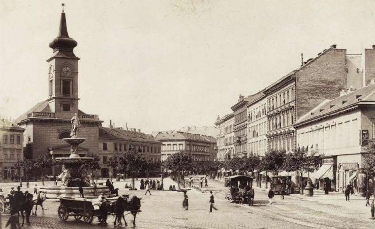 Die Deutschsprachige Evangelisch-Reformierte Gemeinde in Budapest
