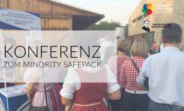 Die Jakob Bleyer Gemeinschaft organisiert eine Konferenz zum Minority SafePack