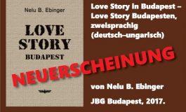 Buchvorstellung in Wudersch/Budaörs: Lovestory in Budapest