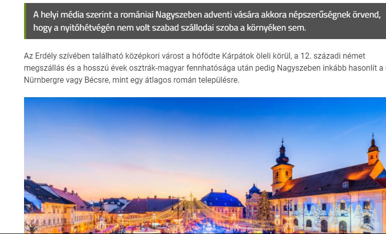 "Deutsche ""Besatzung"" in Hermannstadt?"