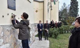 Gedenkfeier an die Deportation der Talbodener Deutschen in Bonnhard