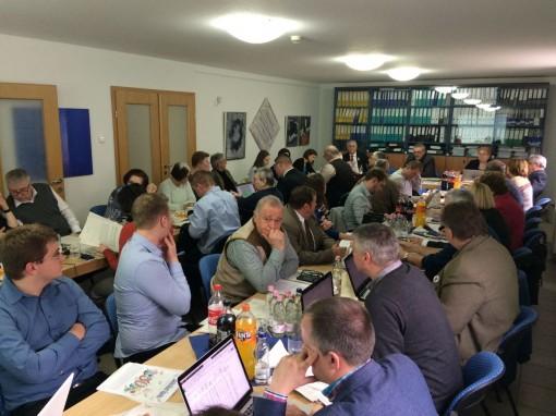 Die Landesselbstverwaltung der Ungarndeutschen bereitet sich  auf die Parlamentswahlen vor