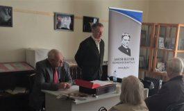Bericht über die Jahreshauptversammlung der Jakob Bleyer Gemeinschaft