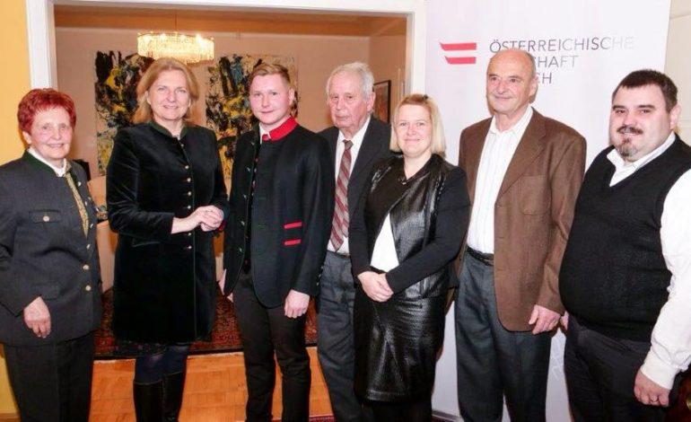 Die deutsche Volksgruppe in Slowenien fordert Anerkennung