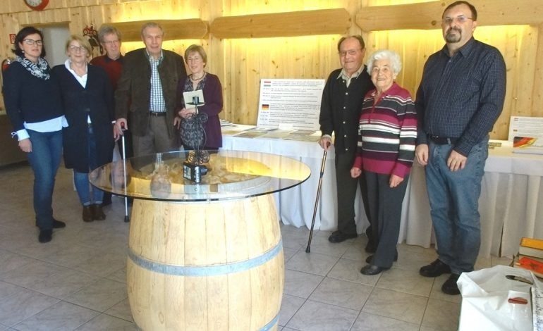 Treffen der Heimatvertriebenen aus Plankenhausen u. Leiden in Weilburg-Kubach