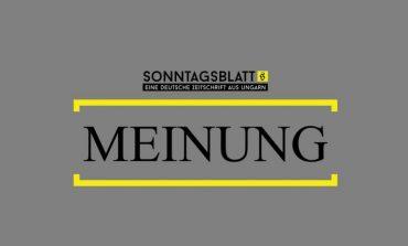 Eher ein Deutscher in Ungarn als ungarndeutsch zu sein…
