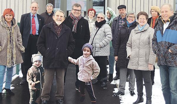 Neue Bibliothek & Archiv der Donauschwaben in Österreich eröffnet