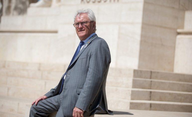 Abgeordneter der Ungarndeutschen im Parlament: Emmerich Ritter- ein Portrait