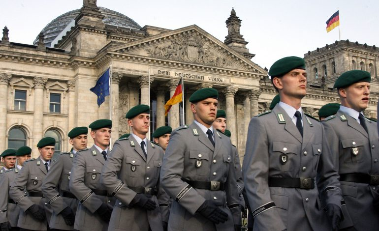 EU-Auslandsdeutsche bald in der Bundeswehr?