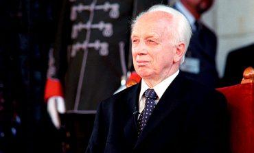 Ungarndeutsches Pantheon: Staatspräsident Ferenc Mádl