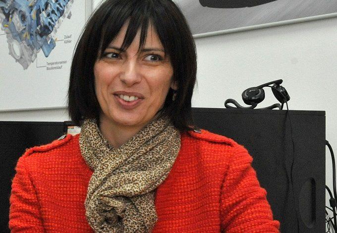 Olivia Schubert ist die neue Vorsitzende der Landesselbstverwaltung der Ungarndeutschen