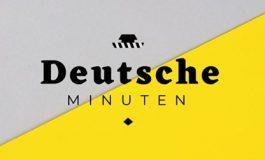 'Deutsche Minuten', die erste Fernsehsendung der Vojvodinadeutschen
