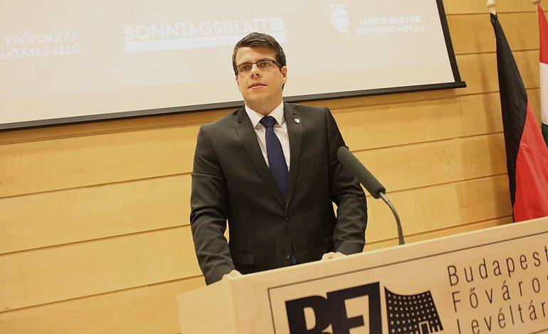 Patrik Schwarcz-Kiefer: Die Zukunft der Jakob Bleyer Gemeinschaft