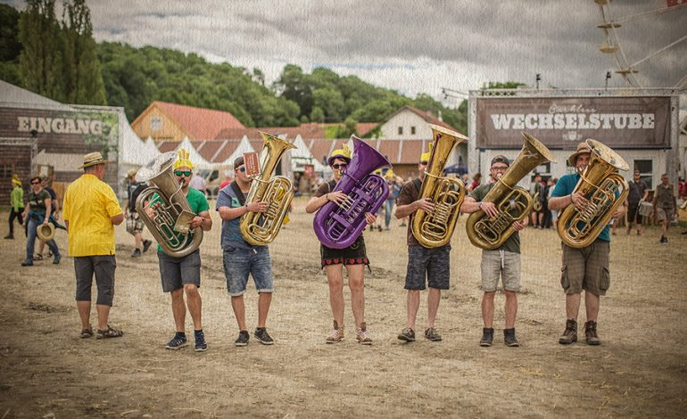 Wo Blasmusik verbindet: Woodstock der Blasmusik 2018