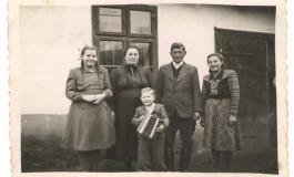 Vertreibung aus Kirne/Környe-Erinnerungen: Bella Fegyveres