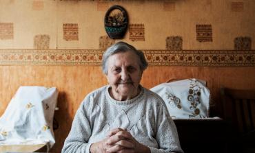 Vertreibung aus Kirne/Környe-Erinnerungen: Magdalene Pammer