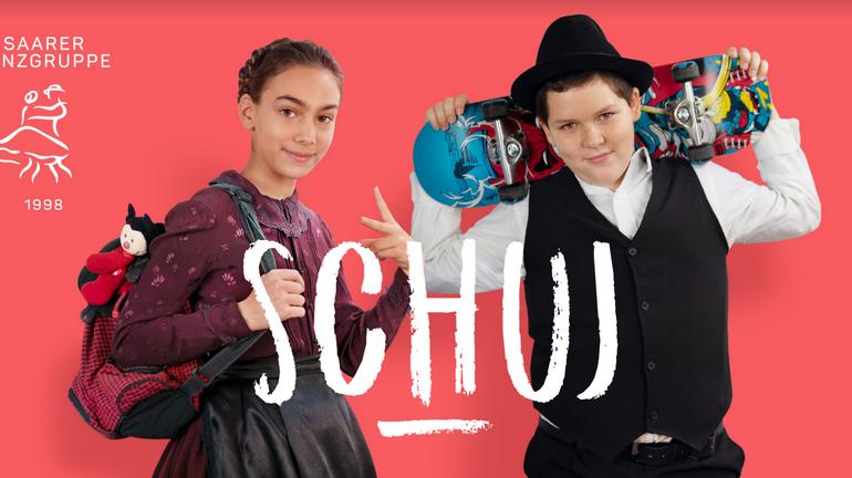 Saarer Projekt: Schuj-Schule auf der Bühne