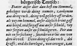 Adolf Schullerus: Die Sprache des siebenbürgisch-sächsischen Volkes