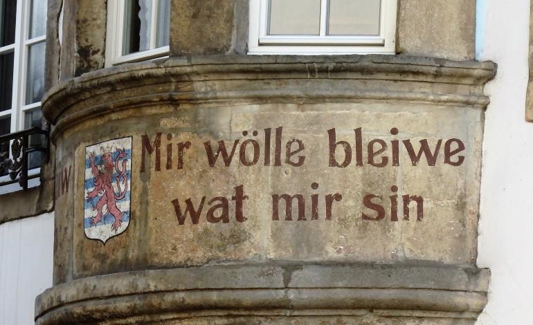 """""""Actioun Lëtzebuergesch"""": 20-Jahres-Plan für die luxemburgische Sprache"""