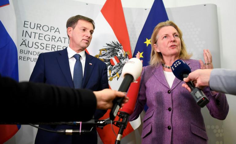 Sloweniens Außenminister sucht Lösung für die Sloweniendeutschen