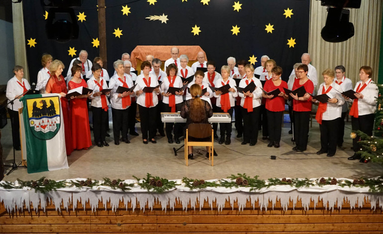 Wenn ein deutscher Chor  auf Ungarisch Jubiläum feiert