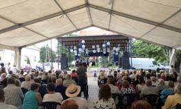 20. Blaufärberfestival in Großnaarad