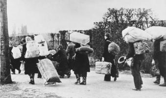 Beginn der Vertreibung der Deutschen aus Ungarn - 19. Januar 1946