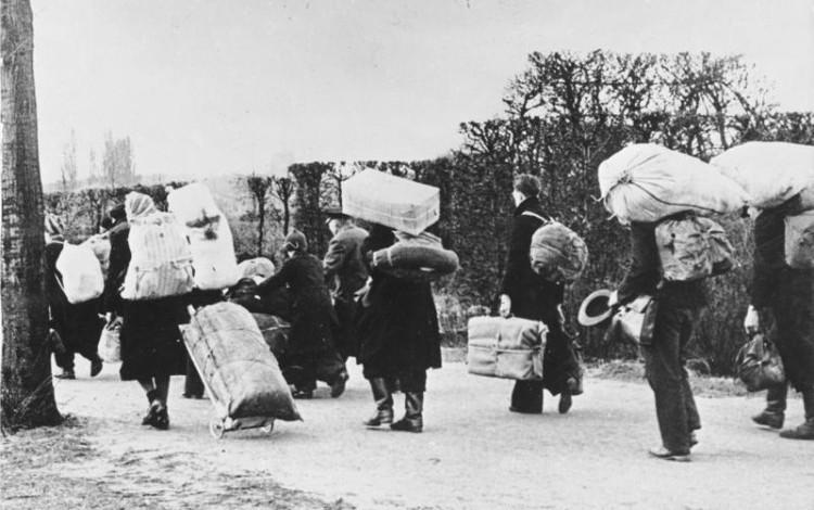 75 Jahre Kriegsende: Wir erinnern an Flucht und Vertreibung der Deutschen aus dem Osten