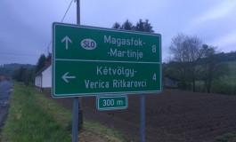 Reisenotizen: Gornji Senik -  Unterzemming