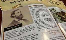 Sonntagsblatt Magazin: Edmund Steinacker und seine Ära - ein lückenfüllendes Heft über Steinackers Leben