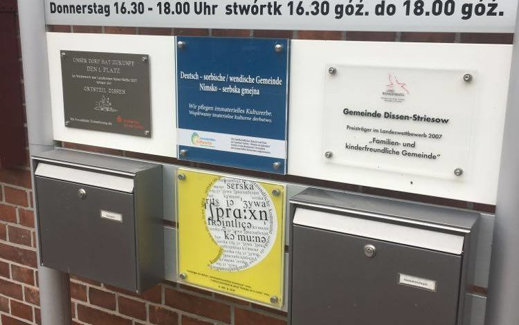 Reisenotizen: Niederlausitz – Dolna Łužyca