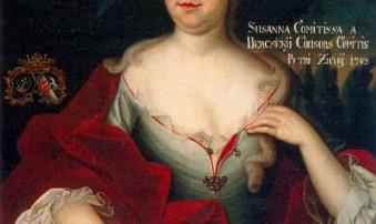 Christian Dintzl, der vor 300 Jahren den Wuderscher Vertrag mit Gräfin Susanne Bercsényi unterschrieben hat